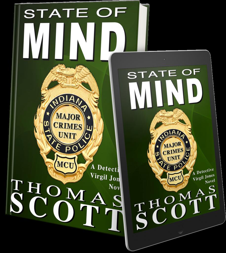State of Mind - Book 13 of the Virgil Jones Mystery, Thriller & Suspense Series