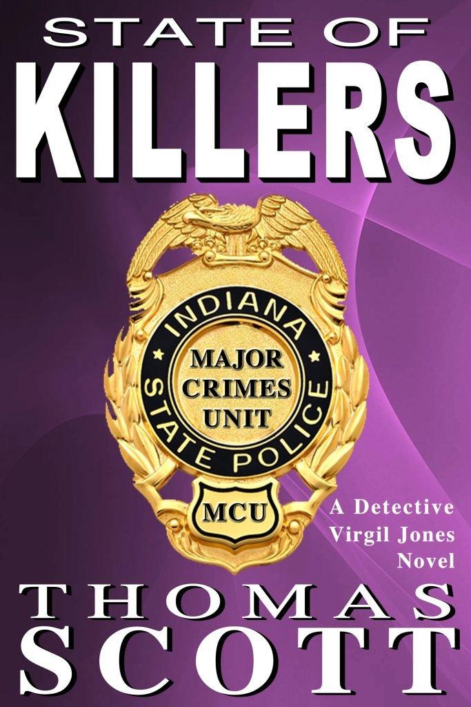 State of Killers - Book 11 of the Virgil Jones Mystery Thriller Suspense Series