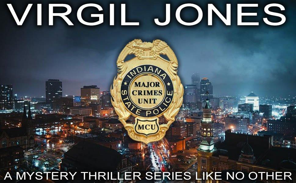 Virgil Jones Mystery Thriller Suspense Series